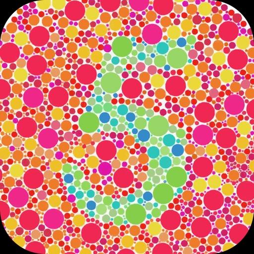Color vision detection