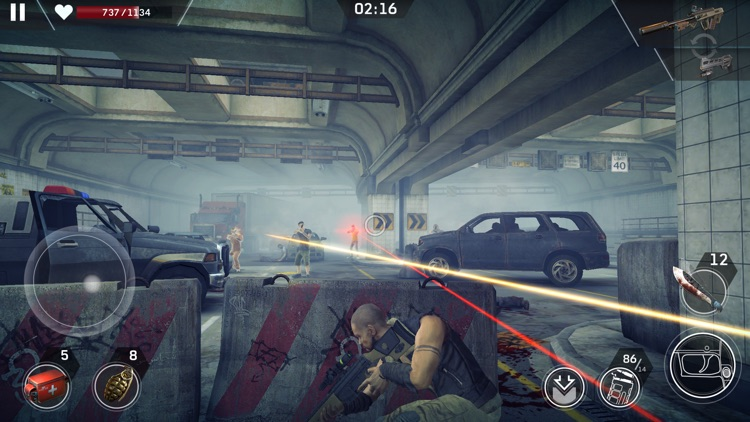 Left to Survive: Shooter PVP screenshot-5