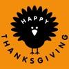 Happy Thanksgiving day - emoji