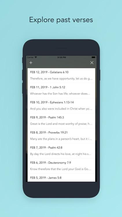 Daily Bible Verse Devotionals screenshot-3