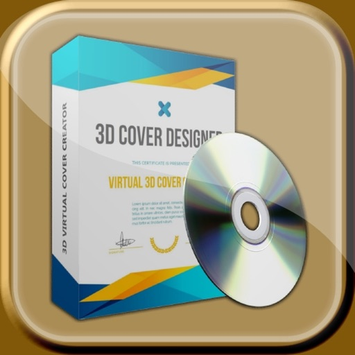 3D Cover Maker: Book, Box, ect | Apps | 148Apps