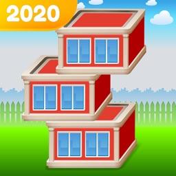 Tower Builder Lite 3d Super Block Stack Dream City By Siriya Sappianlert