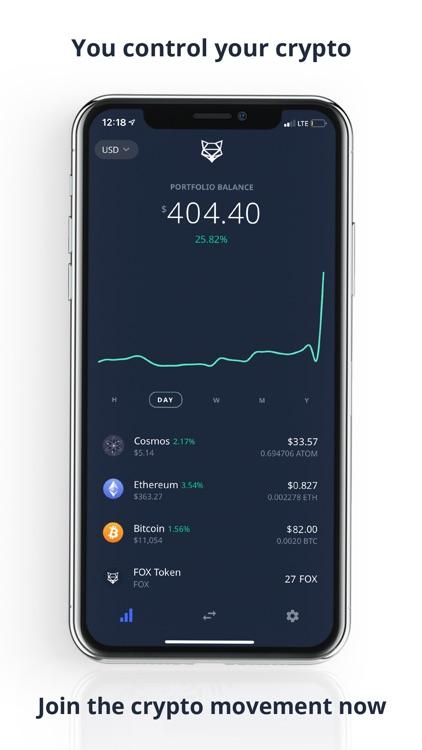 ShapeShift: Buy & Trade Crypto screenshot-5