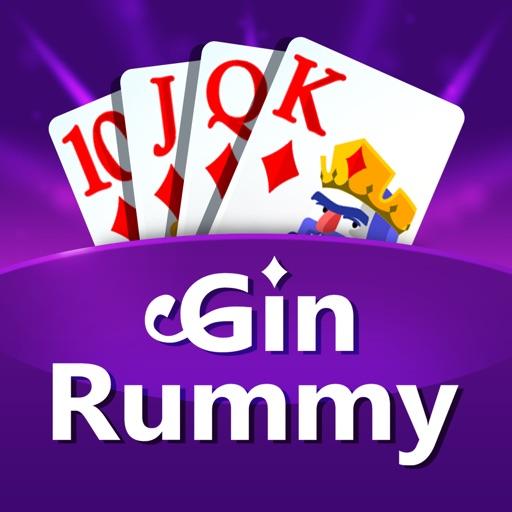 Gin Rummy * Classic Card Game