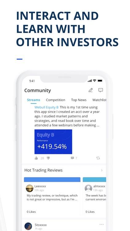 Webull: Investing & Trading screenshot-6