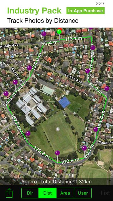 Solocator - GPS Field Camera Screenshot