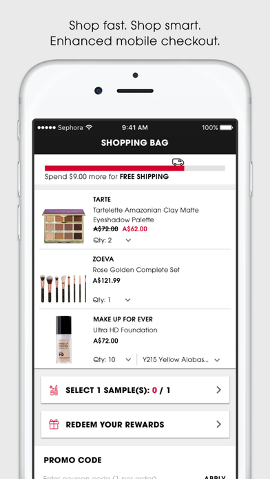 Sephora - Beauty Shopping for Windows