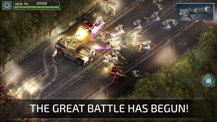 Alien Shooter 2 - The Legend screenshot-0
