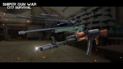 Baixar Sniper Gun War - City Survival para Android