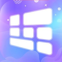 焕彩桌面-万能小组件桌面美化工具