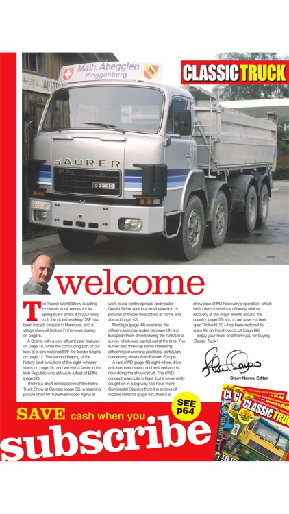 Classic Truck Magazine screenshot-2