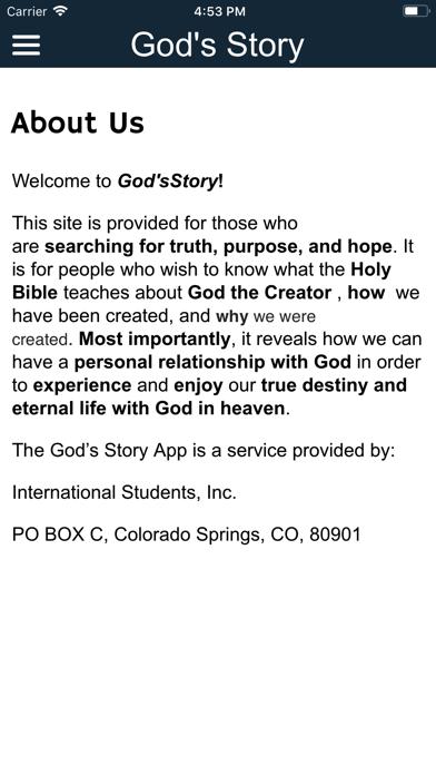 God Story screenshot 2