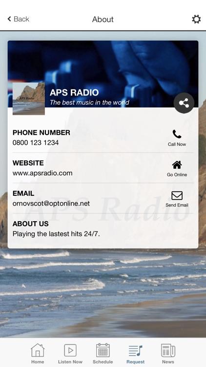 APS Radio screenshot-4