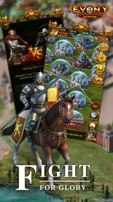 download Evony - The King's Return apps 4
