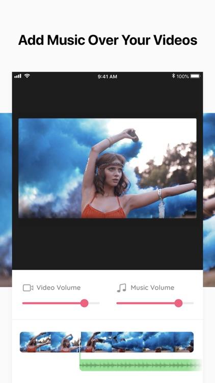 Crop Video - Cut & Trim Videos screenshot-3