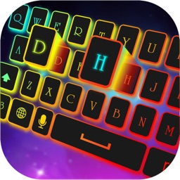 Keyboard Themes - Color, Font