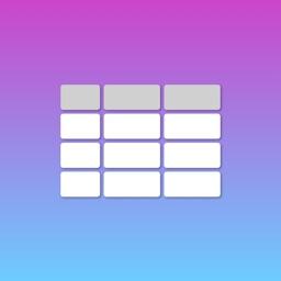 Simple Spreadsheet:Better list
