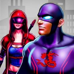 Grand Superhero Justice Sim