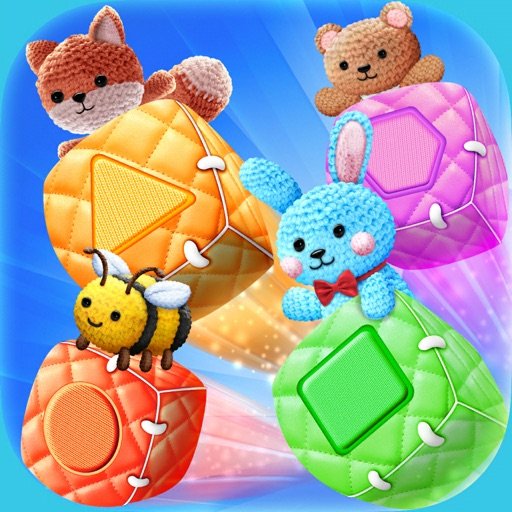 Wooly Blast: Match 3 Puzzles