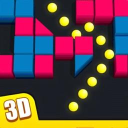 Bricks Breaker - Balls 3D
