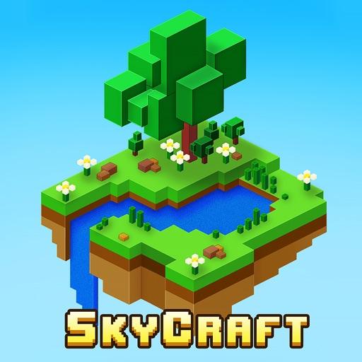SkyCraft Выживание