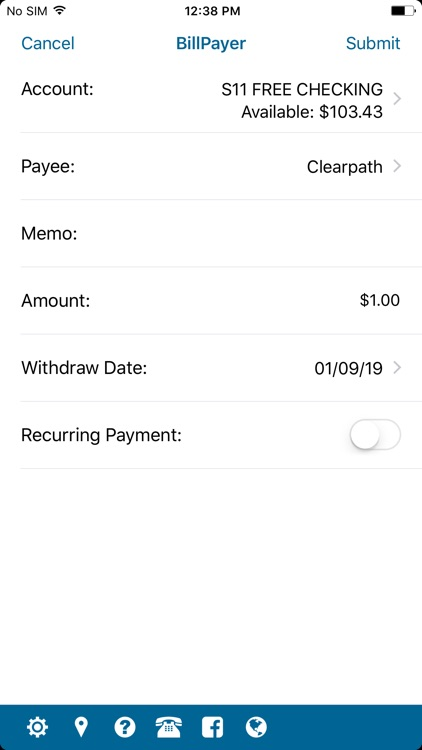 Clearpath FCU Mobile screenshot-4