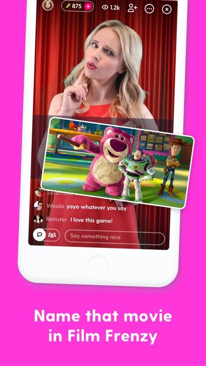 Joyride: live game shows screenshot-3