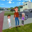 Virtual Dad- Dream Family Life