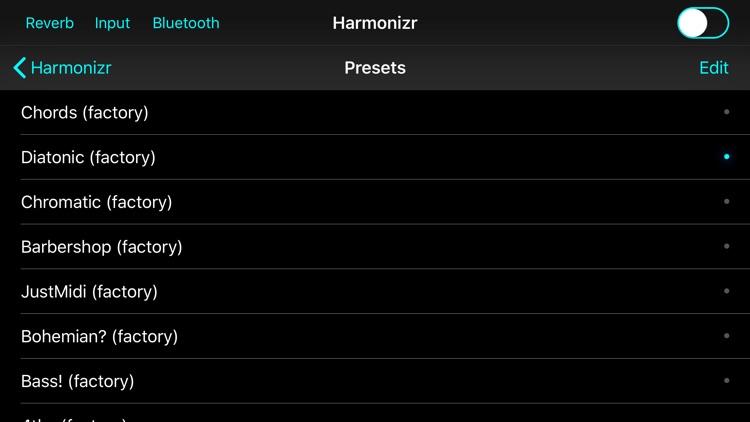 Harmonizr screenshot-3