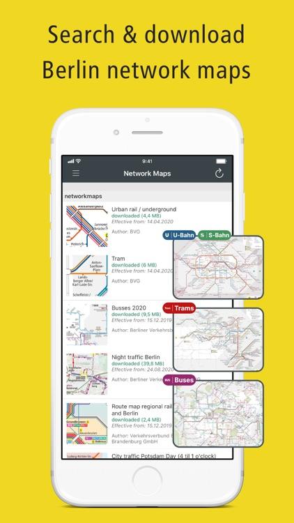 BVG Fahrinfo: Routes & Tickets screenshot-9