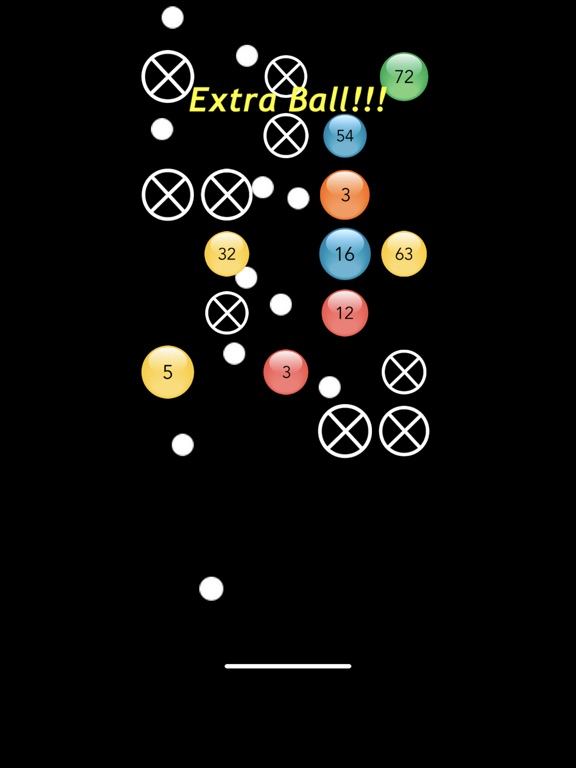 Screenshot #2 for Point and Shoot Ball Game