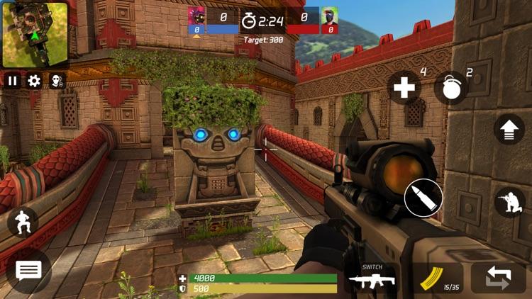 MaskGun Multiplayer FPS screenshot-0