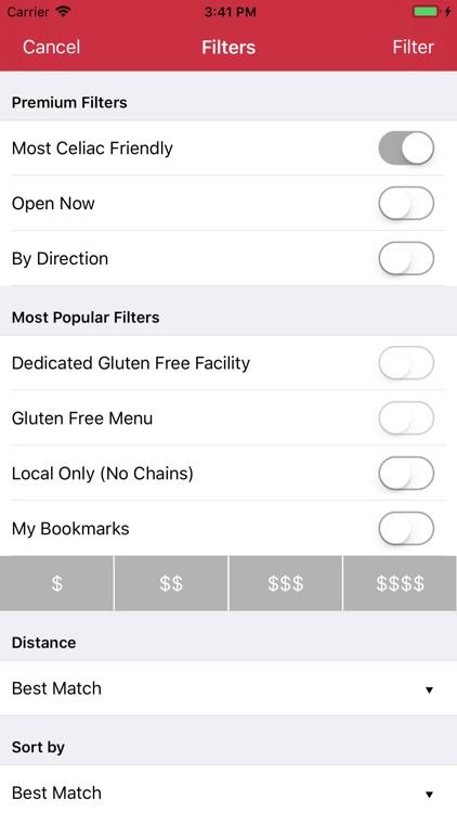Find Me Gluten Free screenshot-5