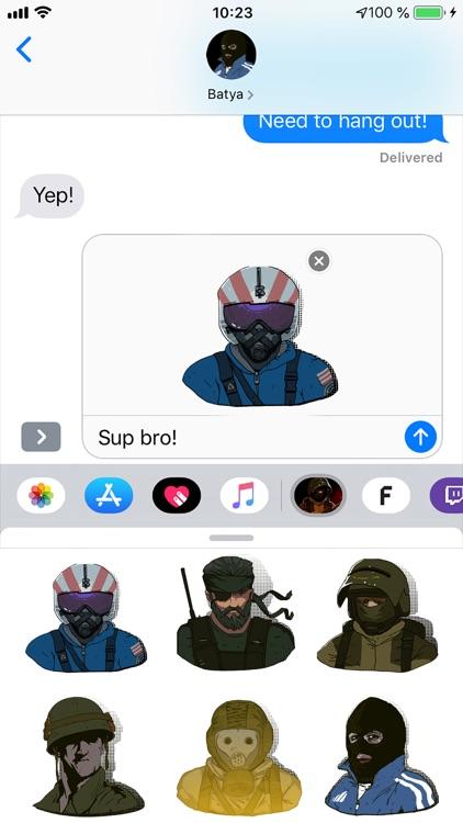Tacticool Operators