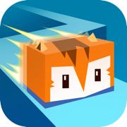 小猫玩方块:跑酷游戏合集