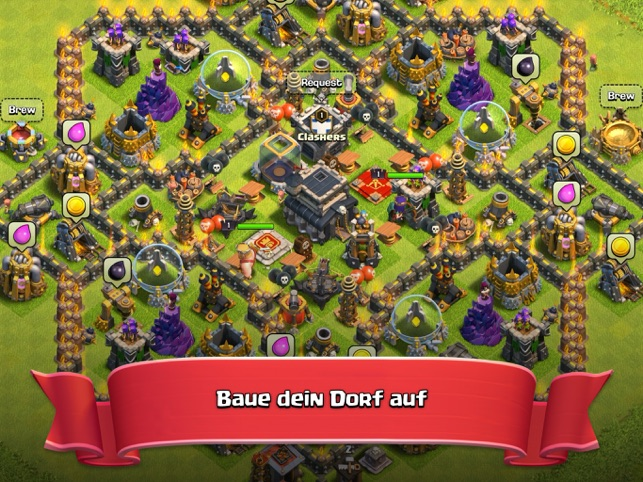 Clash Of Clans Im App Store