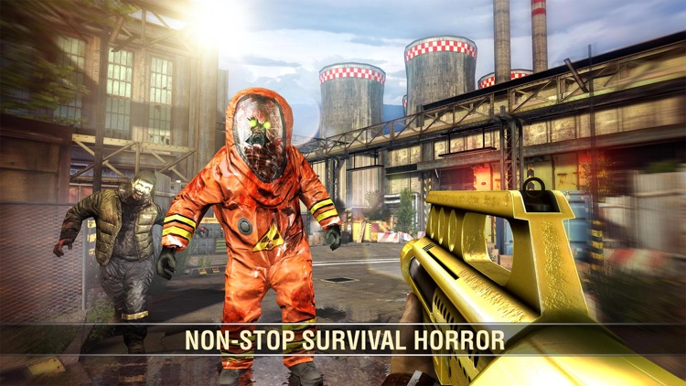 DEAD TRIGGER 2 Zombie Shooter screenshot-5