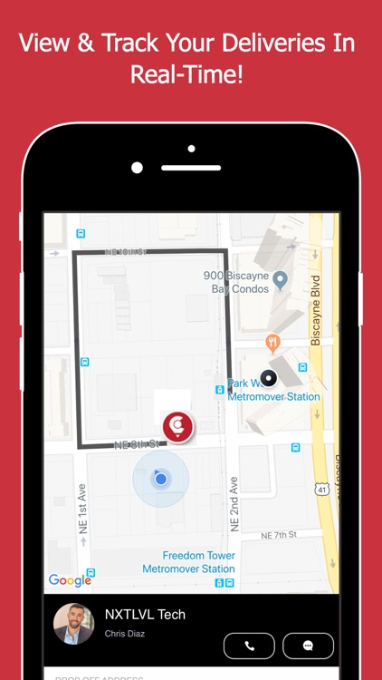 PinPoint - Delivery Tracking