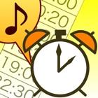 お知らせ便利タイマー ~キッチンで声と音楽でお知らせ~ icon