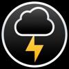 Global Lightning Strikes Map