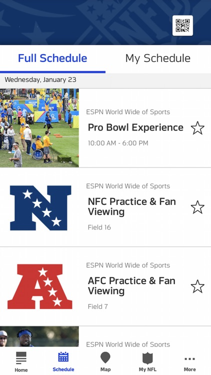 Pro Bowl - Fan Mobile Pass screenshot-1