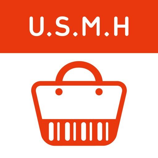U.S.M.Hオンラインデリバリー