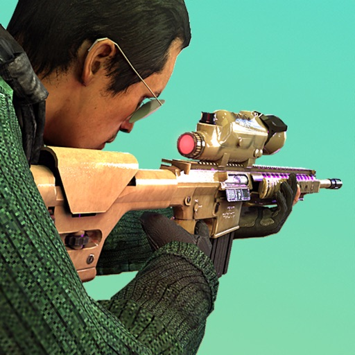 Sniper Survival - FPS War Game