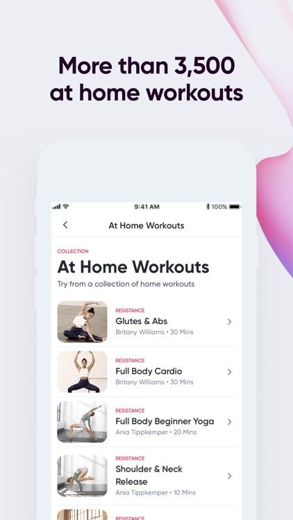 Sweat: Fitness App For Women screenshot-5