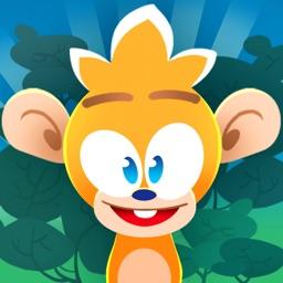 Monkey Up!