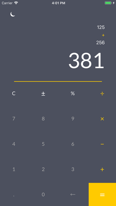 Portable Calculator app image