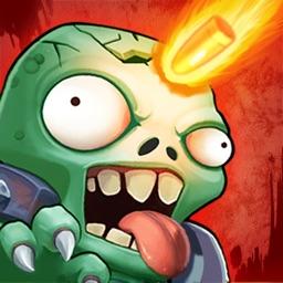 Merge Zombie Clash