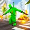 スーパーヒーロー ギャング 復讐 3D