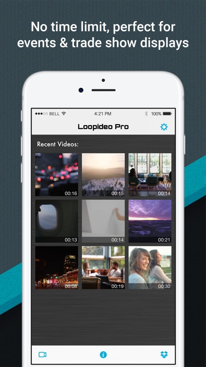 Loopideo Pro - Loop Videos screenshot-3