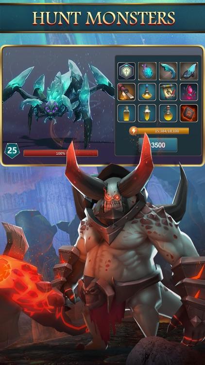 Mobile Royale: Kingdom Defense screenshot-3